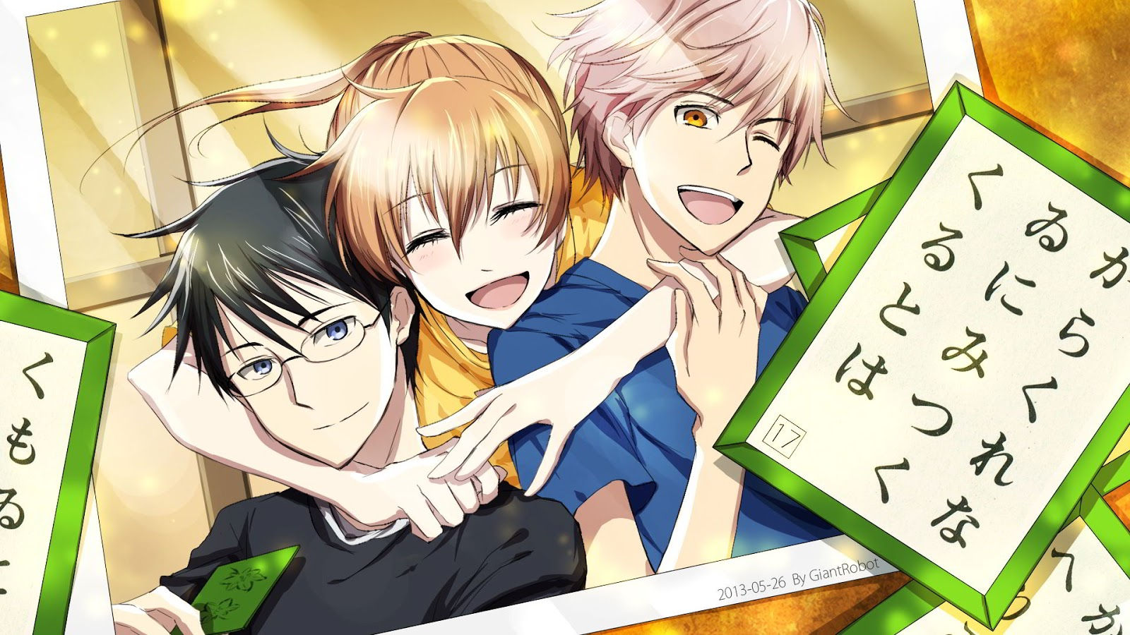 1 - Chihayafuru S2 Subtitle Indonesia Batch Episode 1-25 + OVA BD