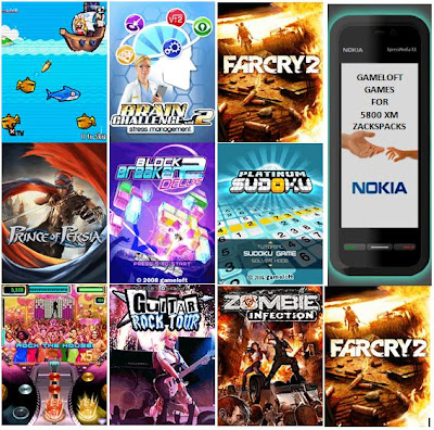 Free download games for nokia c3 gameloft