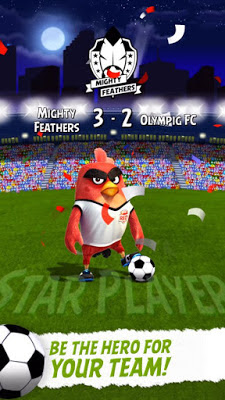 Angry Birds Goal! v0.2.2 MOD Apk (Unlimited Money)