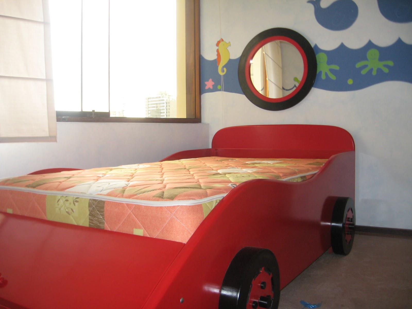 Camas para ni os decomuebles for Modelos de dormitorios para ninos