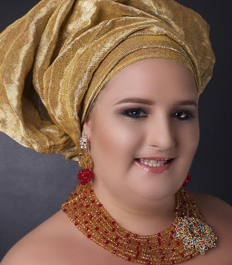 oyinbo princess cooks porridge