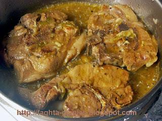 Χοιρινές μπριζόλες με μανιτάρια αλα κρεμ - από «Τα φαγητά της γιαγιάς»