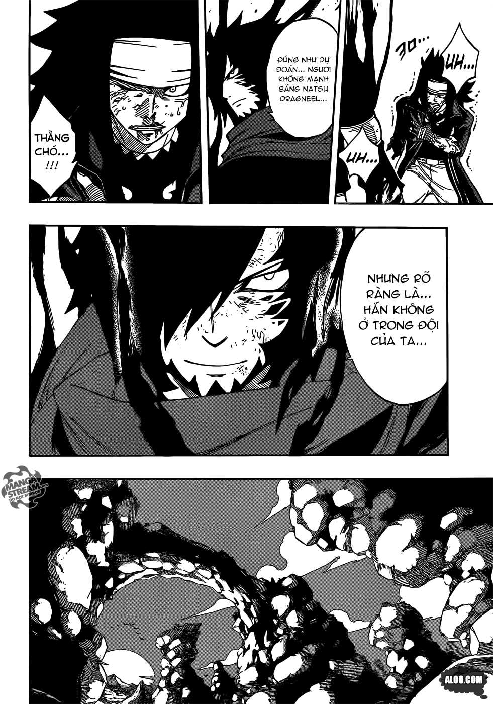 Fairy Tail chap 318 trang 18