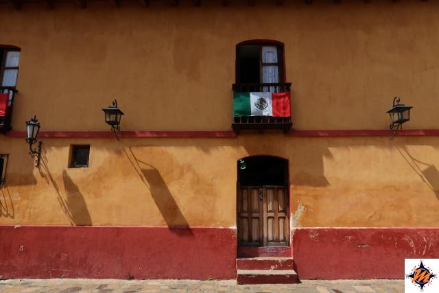 San Cristóbal de Las Casas, edifici tradizionali