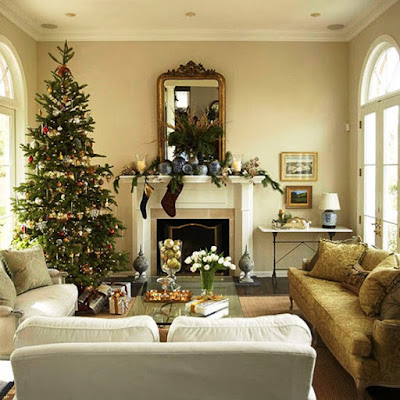 Dekorasi Rumah Untuk Menyambut Natal 80005