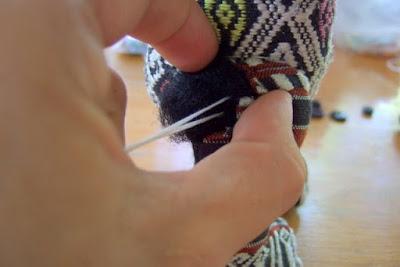 Como hacer un osito de peluche paso a paso