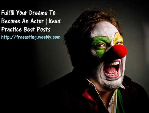 Top Secret Posts To Read Practice And Be Actor FREE