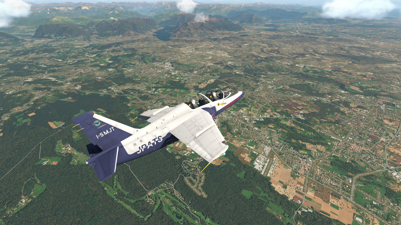 IndiaFoxtEcho Visual Simulations: How to Convert your aircraft