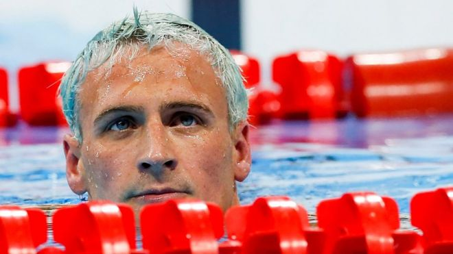 Rio Olympics: US swimmer Ryan Lochte and three others robbed