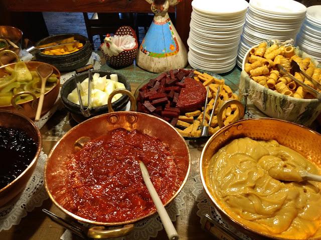 Restaurante da Senzala em Ouro Preto