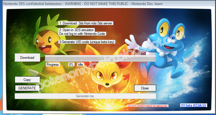 pokemon rom download installer
