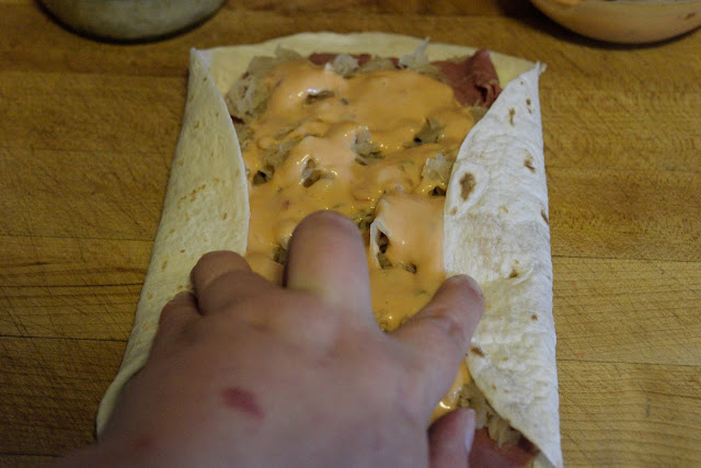 Recipe-for-Reuben-Wrap