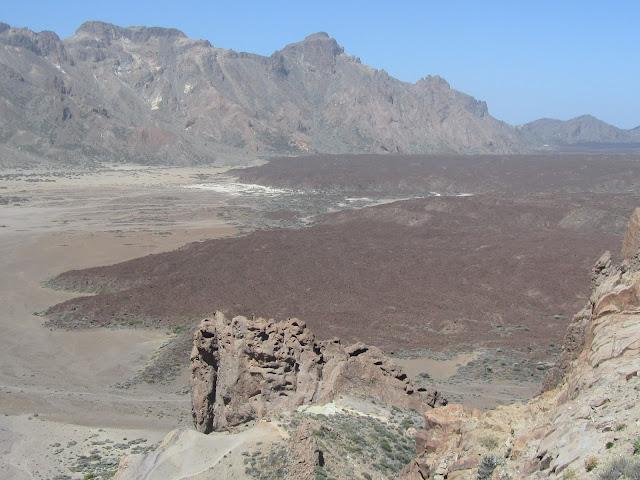 Colata Lavica El Teide