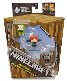 Minecraft Series 10 Evoker Mini Figure