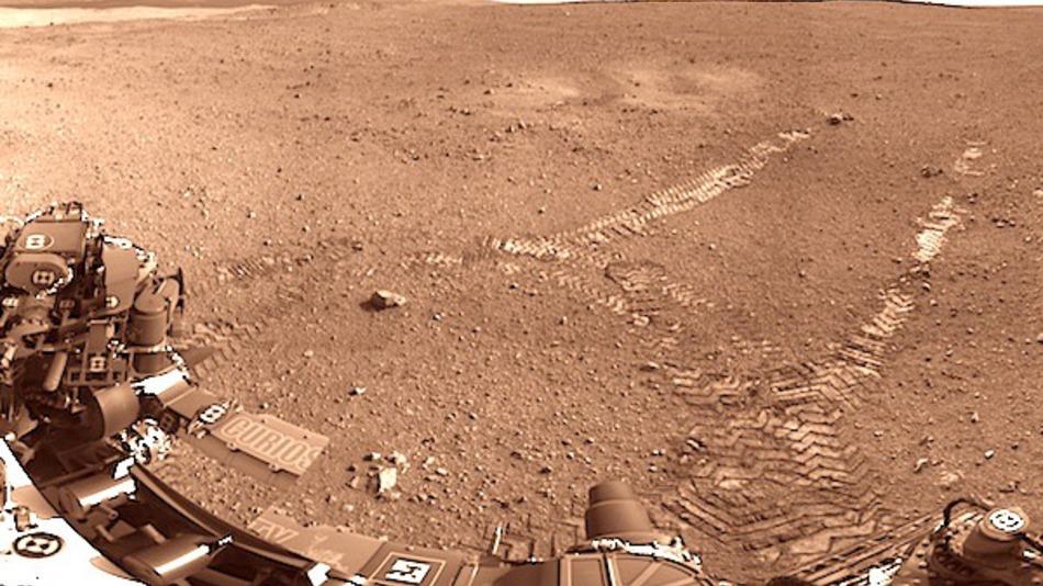 mars rover ultimo mensaje - photo #5