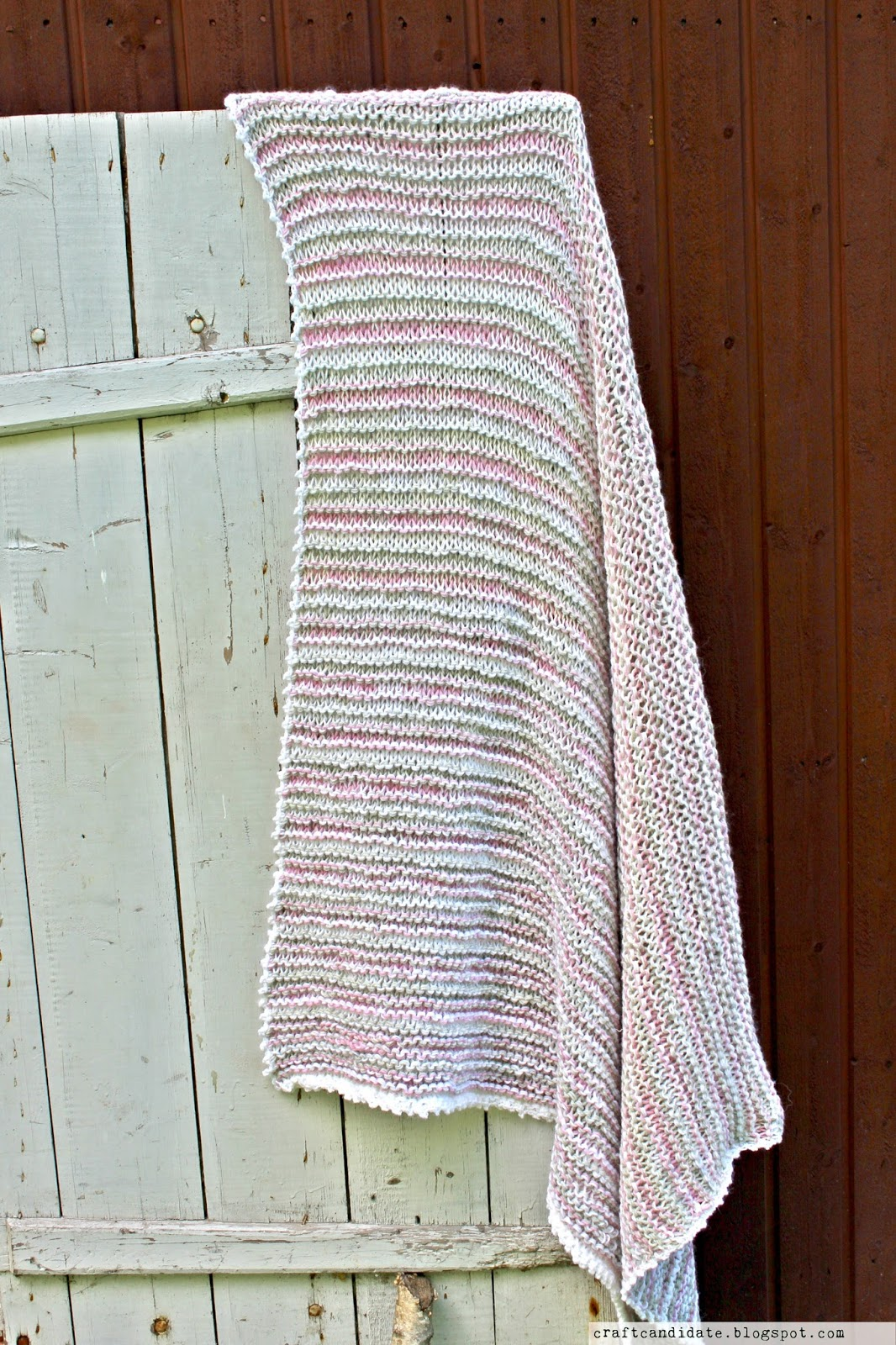 knitted, blanket, throw, afghan, pattern, easy, quick