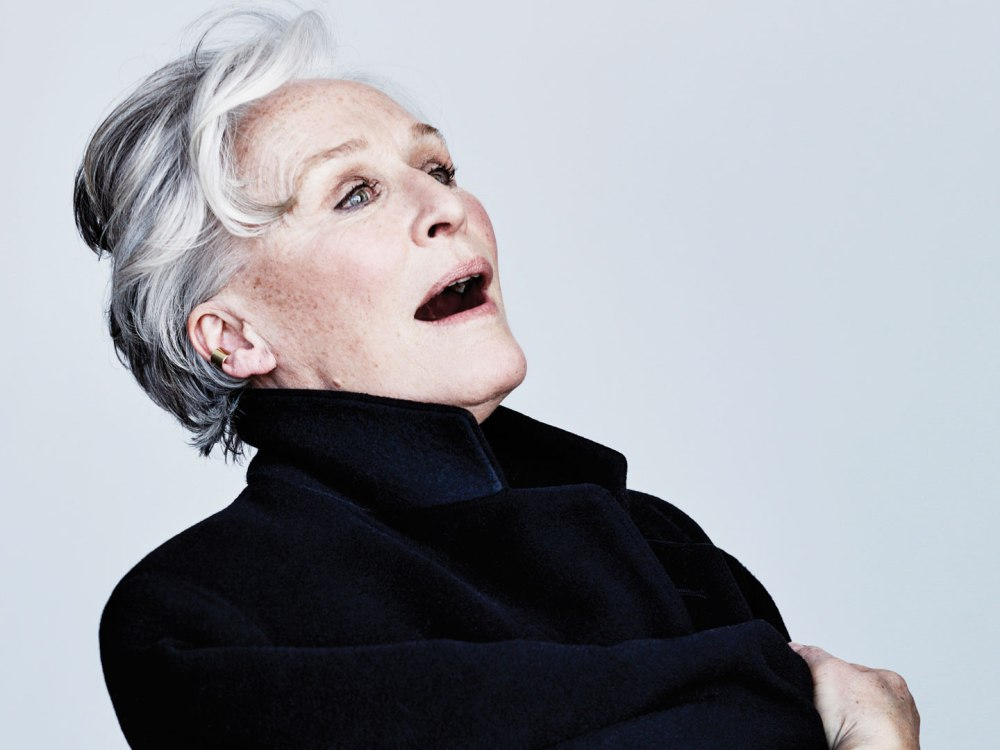 Glenn Close to star in Easter as Maundy --- Image credit: Billy Kidd/Walter Schupfer Management
