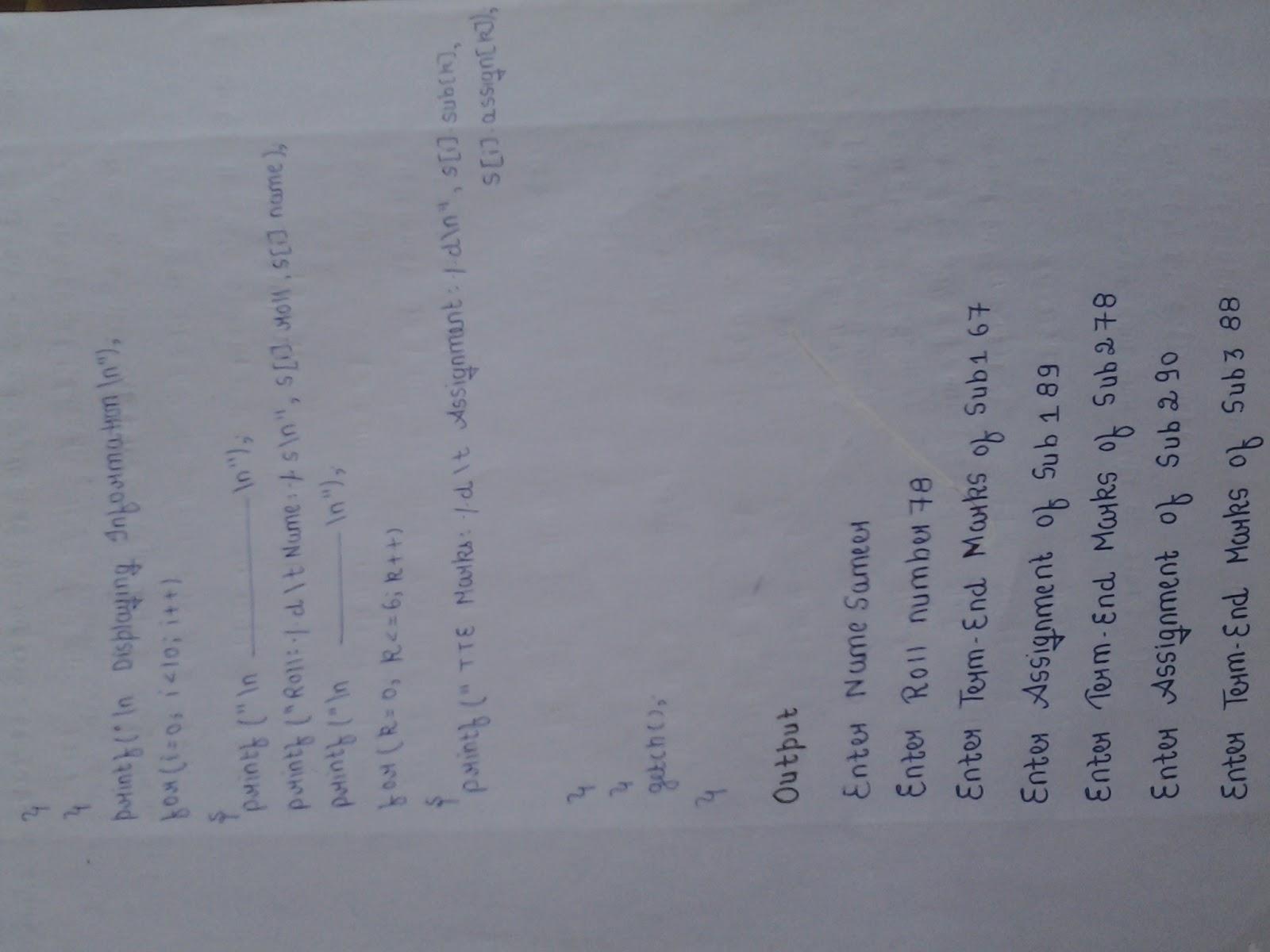 mcse 011 mca 5 ignou Ignou study centre 1617(p) vishwakarma institute of technology mca tentative schedule for aug to dec 2017 th 011 mcse-011(th) 14/10/2017 mcs-23 mcsl-25 mcs-32 mcsl-36 mcse-011 mcse.