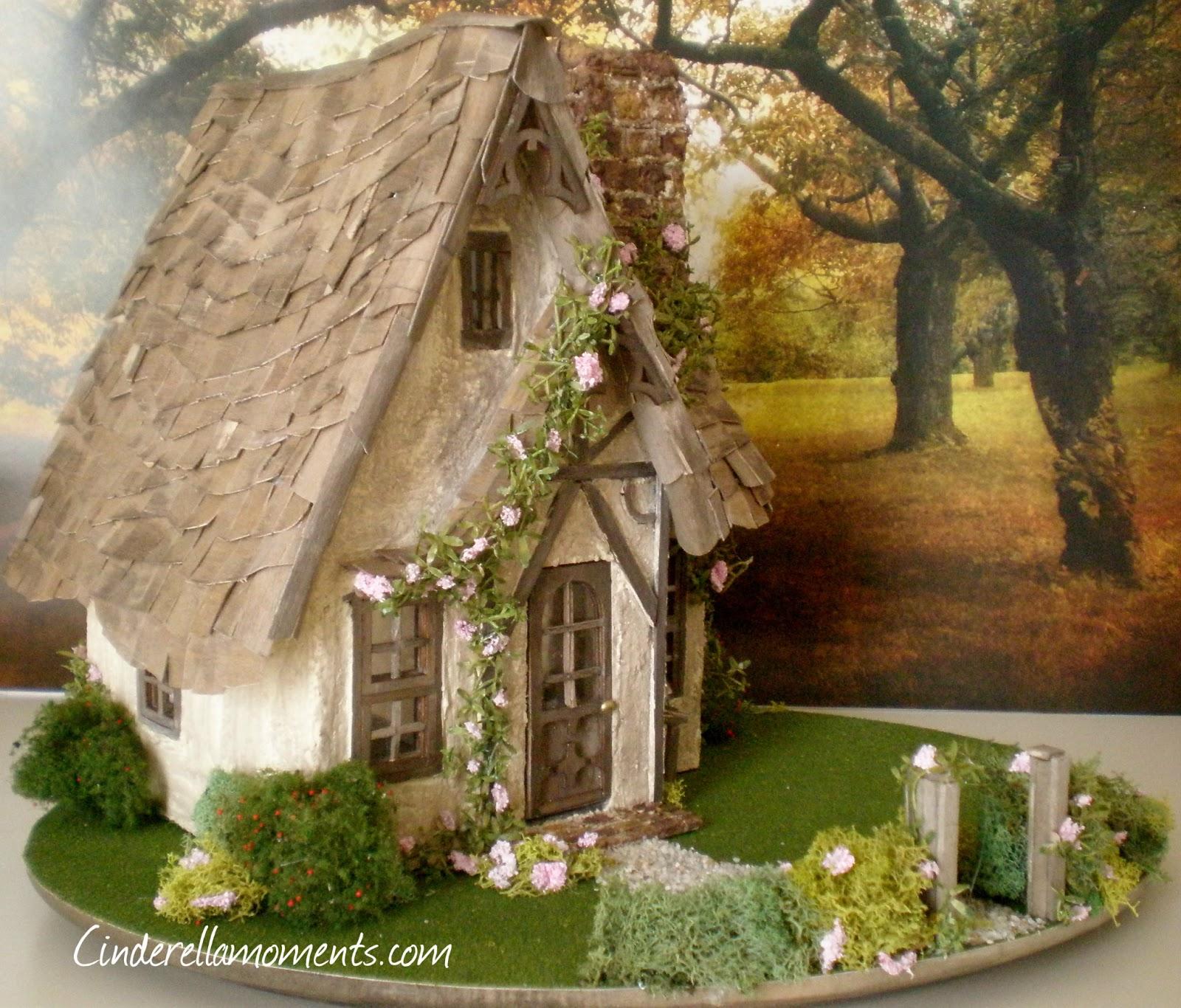 English Cottage Village: Cinderella Moments: Miss Read's English Cottage