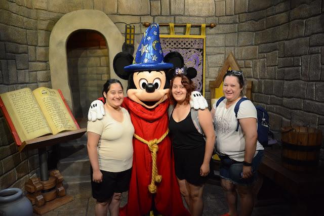 Mickey no Hollywood Studios