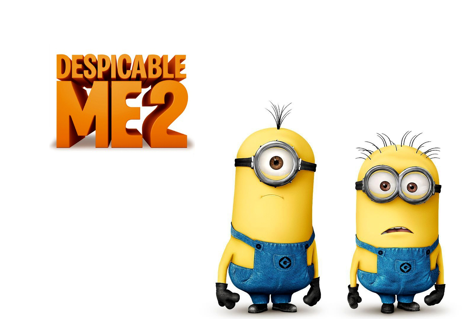 Despicable Me 2 Animation Movie 2013 HD Wallpapers