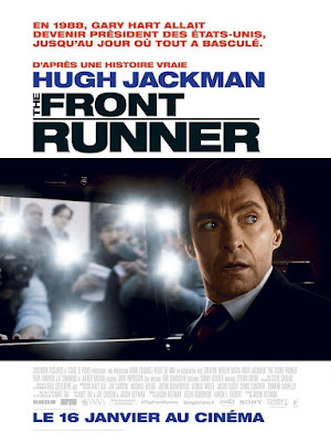 The Front Runner 2018 DVD R1 NTSC Latino