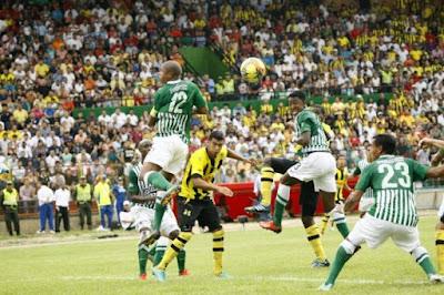 Atlético Nacional 5 Alianza Petrolera 1