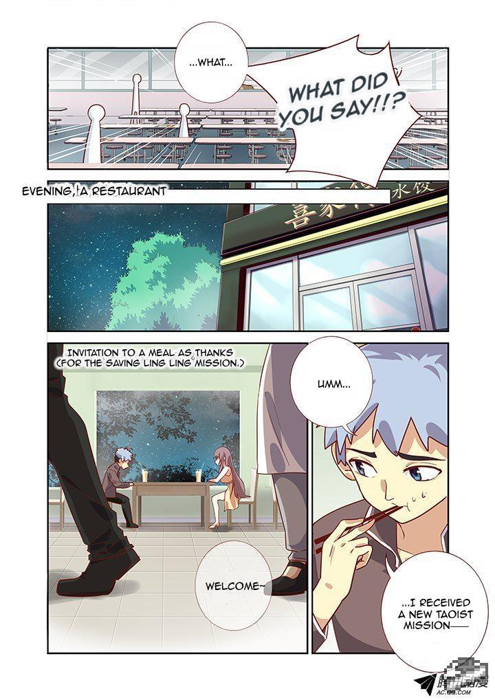 Yaoguai Mingdan - Chapter 165