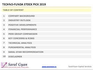 multibagger stock pick