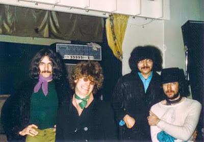 Earth band in 1968... Black Sabbath in their beginning / Οι Black Sabbath στο ξεκίνημά τους, τον καιρό που ονομάζονταν Earth