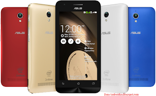 Tutorial Flashing Asus Zenfone 4 (A400CG) Via Flash tools