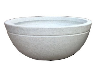 round plastic bonsai pots india