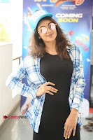 Actress Tejaswi Madivada Stills in Balck Long Dress at Babu Baga Busy Movie Interview  0018.jpg