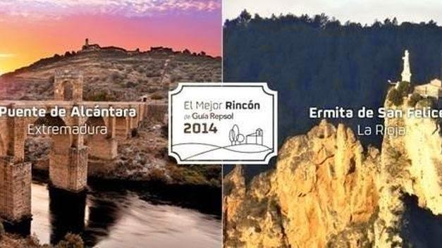 Ganadores de Mejor rincon de España 2014