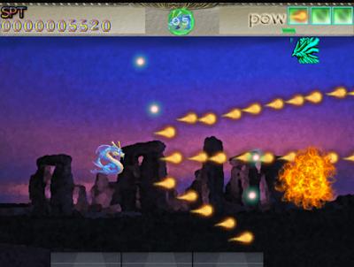 御龍物語(Thetaleof Loong),優秀的橫版飛行射擊遊戲!