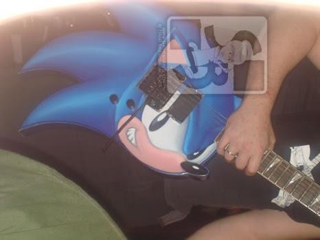Banda MEGA DRIVE + Download singles Sonic2, TopGear, Castlevania e mais!