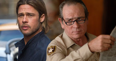 Brad Pitt y Tommy Lee Jones