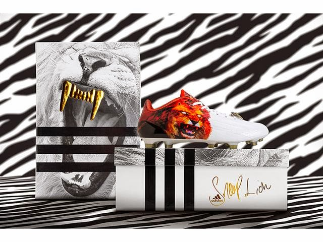 adaf40a164a adidas collaborates with Snoop Dogg for a limited edition adizero 5 ...