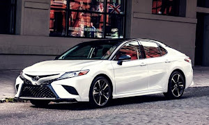 2018 Toyota Camry Limited, Release And Conception