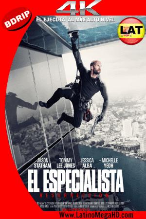 El Especialista: La Resurrección (2016) Latino Ultra HD 4K 2160P ()