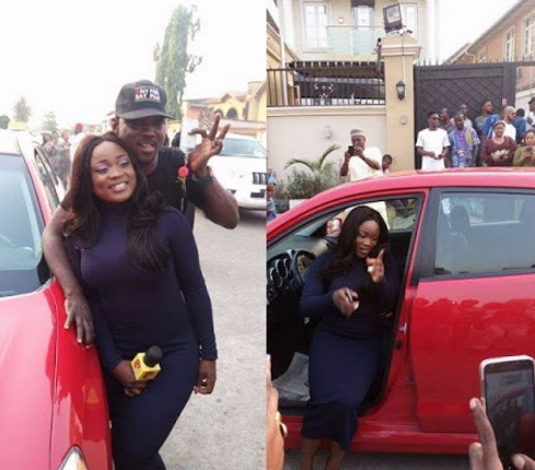pasuma buys daughter car birthday