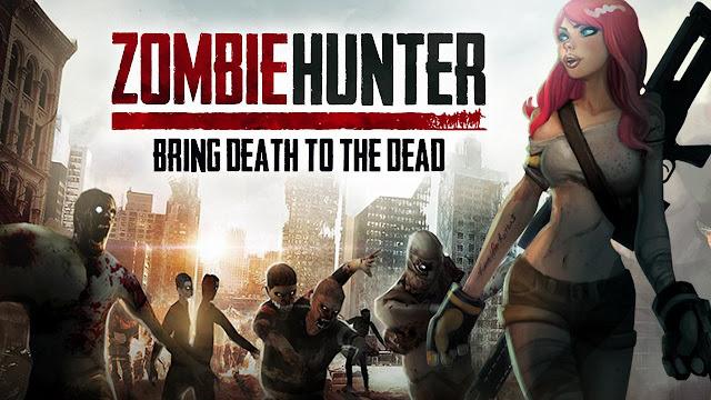 حميل لعبة Zombie Hunter Apocalypse v2.3.5 مهكرة للاندرويد