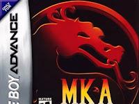 Mortal Kombat Advance GBA Full Characters Apk For Android Terbaru