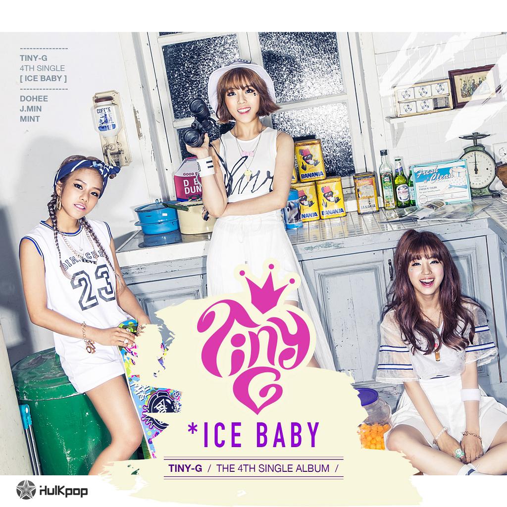 [Single] TINY-G – ICE BABY