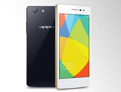 Harga dan Spesifikasi Oppo Neo 7