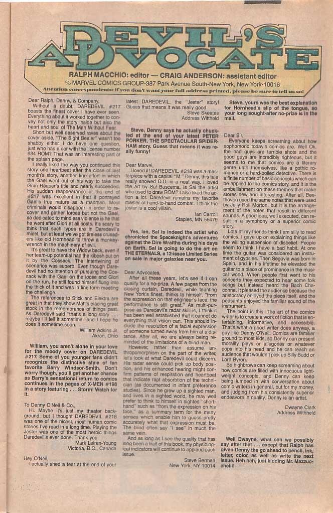 Daredevil (1964) 223 Page 23