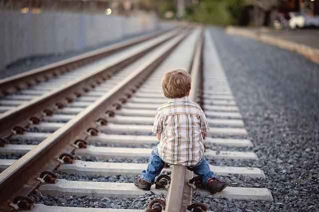 Podróż pociągiem z południa nad morze z dziećmi - warto ?