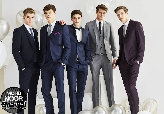 THE MEN : The Guys Guide To Dressing For Prom