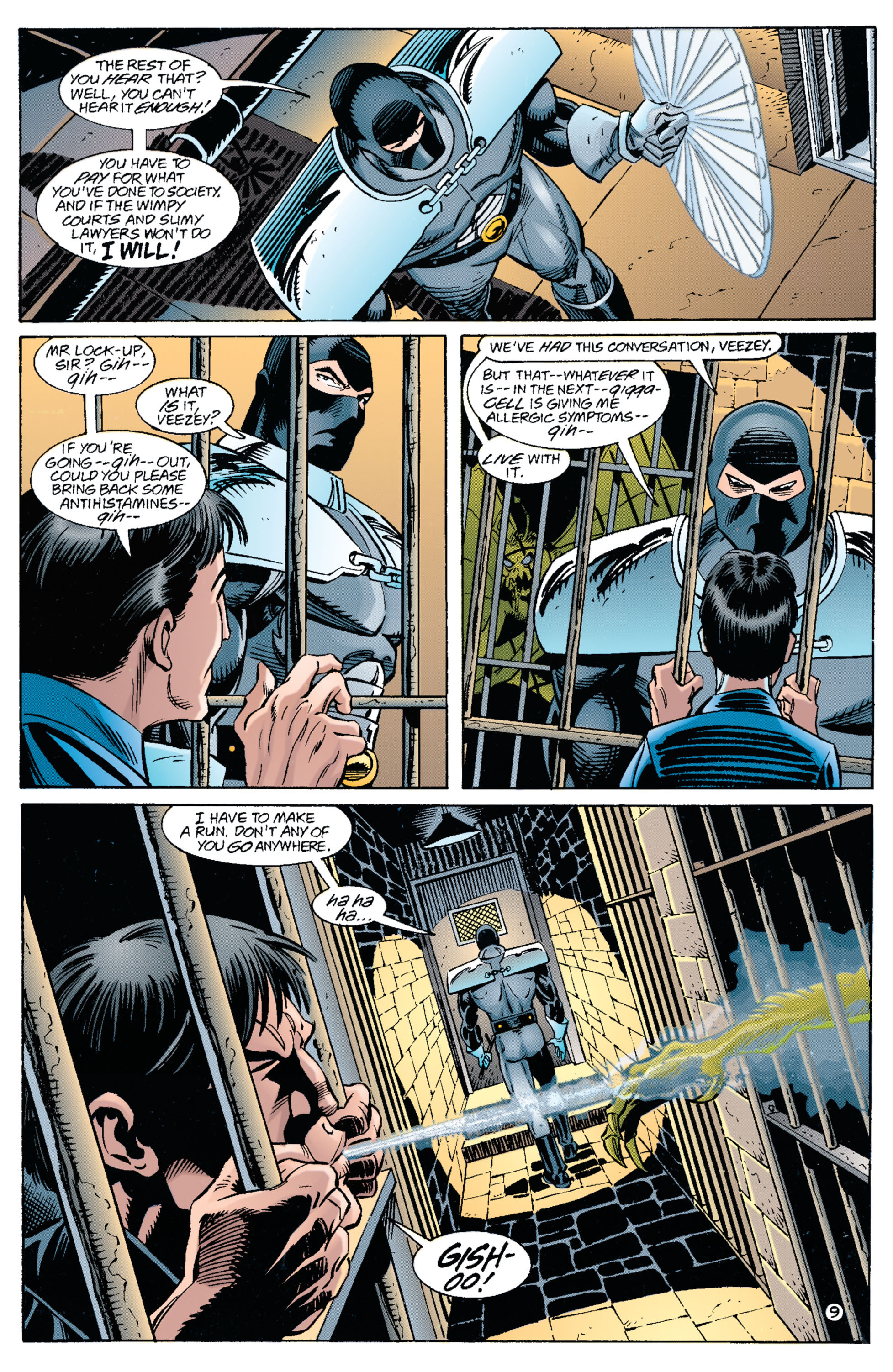 Detective Comics (1937) 697 Page 8