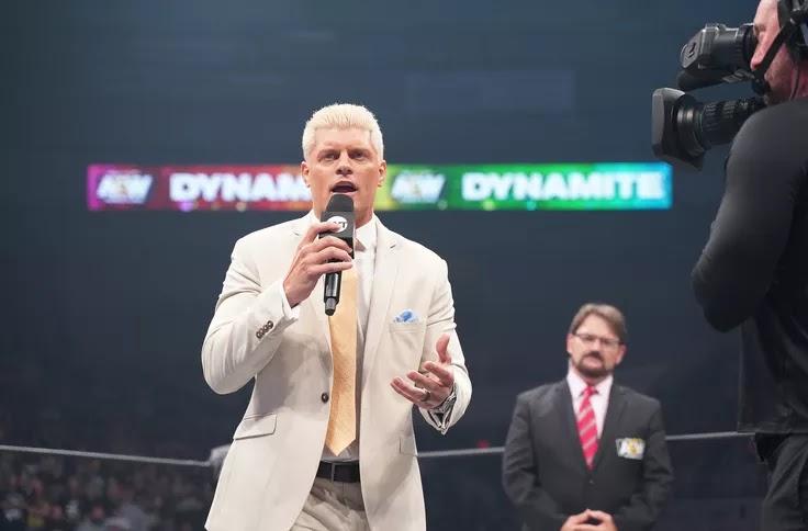 Cody Rhodes faz revelação importante sobre a WWE em relação ao 'Dusty Rhodes Tag Team Classic'